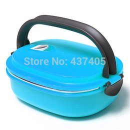 Wholesale New Useful Layers Thermal Lunch Bento Box Food Stainless Steel Insulation Food Container For School Office