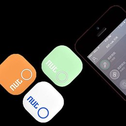 Wholesale Original Nut2 Tag Tracking Child Tracer Finder Locator Finder Finding Anything smart Bluetooth activity Anti lost Tracker Green White Orange