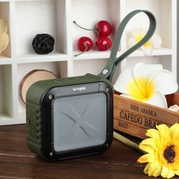 Wholesale S7 W KING S7 Portable NFC Wireless Bluetooth Speaker with Hours Playtime for Outdoors Shower LED Bluetooth Speaker