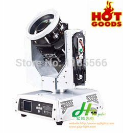 Wholesale w america dj moving head beam lights high quality white body style hottest on sales the end of year