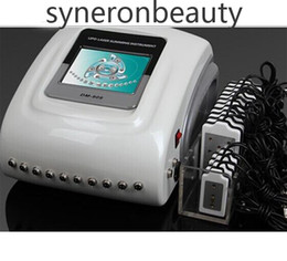 Wholesale double wavelenght nm nm i lipo diode laser diode lipo laser laser fat removal equipment diode laser liposuction Machine paddles