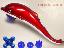 Standard edition massager neck lumbar cervical spine massager general electric vibrator multi-functional massage back rubs