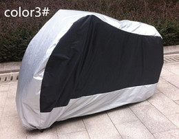 Wholesale Motorcycle Bike Moped Scooter Cover Dustproof Waterproof Rain UV resistant Dust Prevention Covering Kinds Of Colors