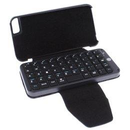 Al por mayor de Bluetooth del teléfono móvil del teclado, del teclado del cuero para el iPhone 5 / iPad / iPad 2 / el nuevo iPad / iPad Mini desde caso de cuero del teclado del iphone fabricantes