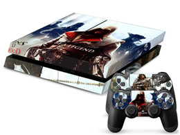 Cool Bea Legend PS4 decal Sticker Console Skin+2 Controller skin Stickers For PlayStation 4