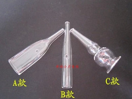 Wholesale Blanckhead Removal Glass Tube For Use With Vacuum Spray Facial Beauty Machine