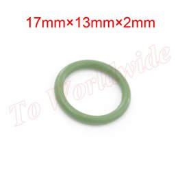 Wholesale Quality Certified mm Thickness Green Viton O Rings Sealings Assortment mm x mm x mm