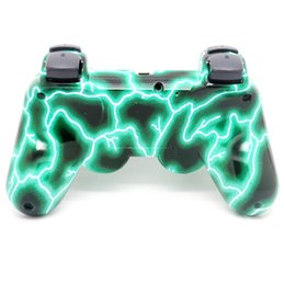 Compra Online Joystick inalámbrico androide-Nueva llegada Wireless BluWireless Bluetooth Game Controller Gamepad para PlayStation 3 PS3 Game Controller Joystick para juegos de video Android