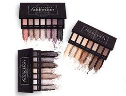 Wholesale 2015 Pre Sell Hot Brand Unique Moodstruck Addiction Eye Shadow Palette Makeup Palette colors Palette1 Quality assurance
