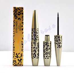 Wholesale HOT NEW Makeup Leopard Waterproof Eyeliner Liquide Black ML FREE GIFT