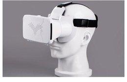Wholesale RITECH Riem3 Degree VR Virtual Reality D Glasses Google Cardboard Plastic Version for inch Smartphone