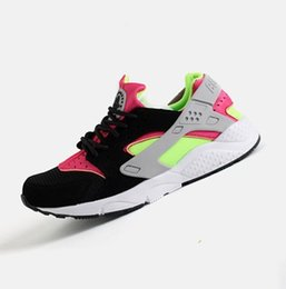 Wholesale New color men and women huraches trainers sneakers chaussure femme homme huarachs for sport zapatos hombre walking shoes