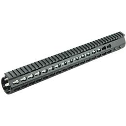 ".223 Slim Keymod Free Float Rifle Style 15"" Inch Handguard Rail Mount"