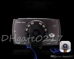 Hot SALE Car DVR1080P 2.7inch LCD Car DVR Vehicle Camera Video Recorder Dash Cam G-sensorG30 Car recorder DVR Free shipping