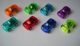 Wholesale hotest toys mini pull back cars for promotional gifts cute plastic transparent cars