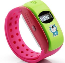 Wholesale 2016 Hot sell Bluetooth GPS Smart Watch G1000 Tracking Smartwatch For Children Baby GPS Positioning and Blueteeth Barcelet Smart watches