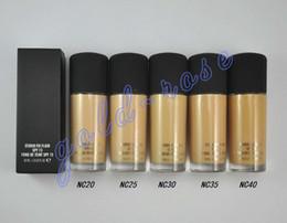 Wholesale Makeup STUDIO FIX FLUID SPF Foundation Liquid ML High quality EUB USPS GIFT
