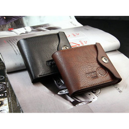 New PU Leather Men Wallet Multifunctional Short Design Wallet Zipper Coin Purse Card Holder FREE SHIPPING