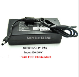 BSOD 12V10A Power Supply Adapter AC 120W Transformer with DC Plug