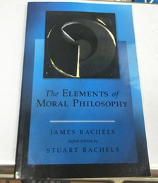 Wholesale The Elements of Moral Philosophy The Right Thing To Do Basic Readings in Moral Philosophy Three Books DHL Free