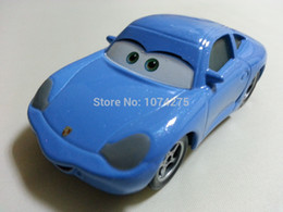 Wholesale Pixar Cars Sally Metal Diecast Toy Car Loose Brand New In Stock