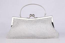 2015 Le vendeur paie / Livraison gratuite Les femmes embrayent les sacs à main nuptiaux de bourse de cocktail d'embrayages de soirée de sacs de diamants d'embrayages de soirée avec la chaîne 02 à partir de women formal clutch fabricateur