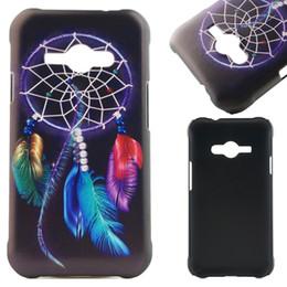 Dreamcatcher Mad Aquí Ojo Búho Pájaro Cráneo Pluma Hard PC Case Para Samsung Galaxy On7 J1 ACE J2 LG Nexus 5X HTC Uno A9 Pug Plástico Cubierta de la piel desde plástico nexo fabricantes