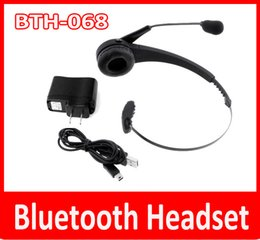 BTH-068 Bluetooth Headset Universal Bluetooth Headsets Bluetooth Headphone Wireless Earphone Answer Phone Sport Headset HBS Headset