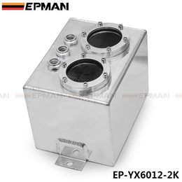 Wholesale EPMAN Dual High pressure Fuel Pump Conventionally Plumbed In Series With Surge Tanks W O Fuel Pump EP YX6012 K