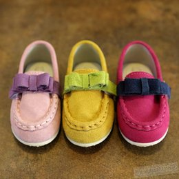 fashion new style children shoes girls shoes cute bowknot girls single shoes sweet princess single shoes