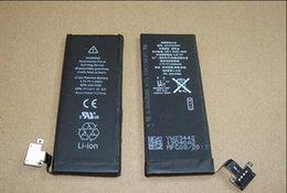 Wholesale LIS1474APPC APN Battery For Apple iPhone s Gs iPhone4s Batterie Batterij Bateria P11GH1 S01 ANPB