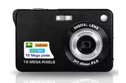 "2015 New 3 colors 2.7"" LCD Camera DC530 CMOS Sensor Digital Cameras 18Mp Camcorder 8x Digital Zoom Rechareable Lithium Battery"