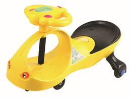 Wholesale Ride On Toys Four Wheel Bike Drift Trike Swing Car Baby Toy Car a094