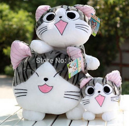 Wholesale cm Cheese cat Chi s Sweet Home plush soft gift toys best party gift for kids