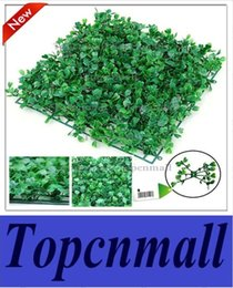 Wholesale NEW hot selling artificial turf Artificial plastic boxwood grass mat cm cm HY2016 DHL