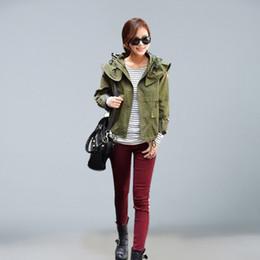 FG1509 Women Jacket Casaco Feminino Coat Vestidos Womens Jackets and Coats Zipper Pocket Turn-down Collar Fashion Spring Coat