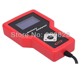 Wholesale New V Car digital battery tester checker VAT Automotive Battery Analyzer using conductance method M44730