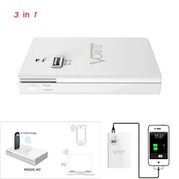 Wholesale VONETS Mini Mbps Mobile Hotspot WiFi Repeater3G G Wireless Router with mAh Portable Power Bank Top Quality