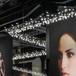 Wholesale 11 Global Heracleum Pendant Lights tree leaf vintage LED M Lamps Fixtures from Moooi suspension lamp Home light