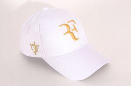 Wholesale-Hot Sale New Roger Federer Cap Tennis Hat Sport Baseball Caps,Men Adjustable Cheap Baseball Hat Brand