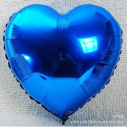 decoration christmas balloon high quality heart shape