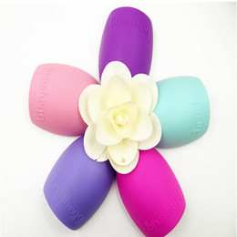 Egg Cleaning Glove MakeUp Washing Brush Scrubber Board Cosmetic Brushegg Cosmetic Brush Egg mix colors brushegg 120pcs