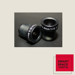 HD CCTV Lens 3.6mm Board Lens - Megapixel - Day Night for CCTV Cameras - Foscam Cameras