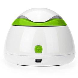Wholesale Mini Humidifier Portable USB Ultrasonic Sterilize Humidifier Aroma Air Diffuser Mist Steam Maker pc cm Fast Shipping