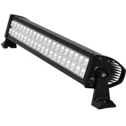 Super White 42 pouces 240W Bar LED Light Work Off-Road 9-32V Boat 80-LED * 3W 24000lm spot Flood Combo faisceau Jeep Truck Lampe IP67 à partir de 42 barres lumineuses dirigées fabricateur