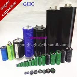 Wholesale super capacitor v f ultra capacitor