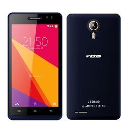 "Wholesale-Original Phone Smart wake 5.0"" MTK6572 Dual Core Android 4.4.2 ROM 4GB 5.0MP Google Play GSM WCDMA Unlocked Smartphone"