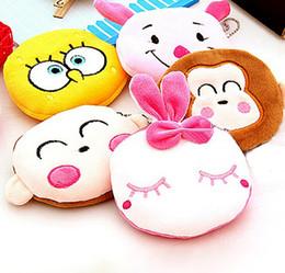 Hot Sale Cute Beautiful Baby Kids Purse Small Change Bag Child Boys Cartoon Girls Change Purse 40pcs lot T699