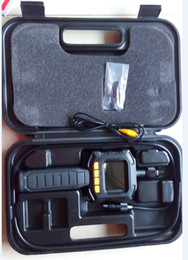 Wholesale locksmith tool inspection tool lock hole inspection camera with color LCD monitor for check car and machinery equipment pipe leaks