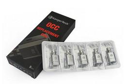 Kanger Vertical Subtank OCC Coil Upgraded 0.5 1.2ohm fit Kangertech Subtank Mini Nano Plus